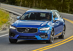 2018 Volvo V90: Pioneering Family Wagons